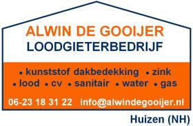 Alwin de Gooijer Loodgieterbedrijf